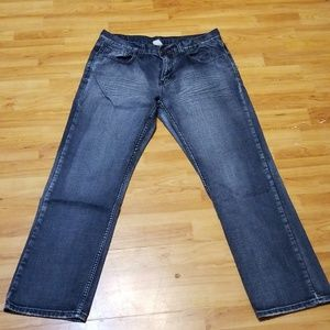 Mens size 36x32 Urban Pipeline Jean's relaxed fit
